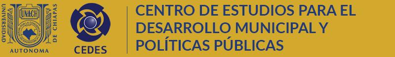 Centro de Estudios para el desarrollo municipal y políticas públicas (CEDES)