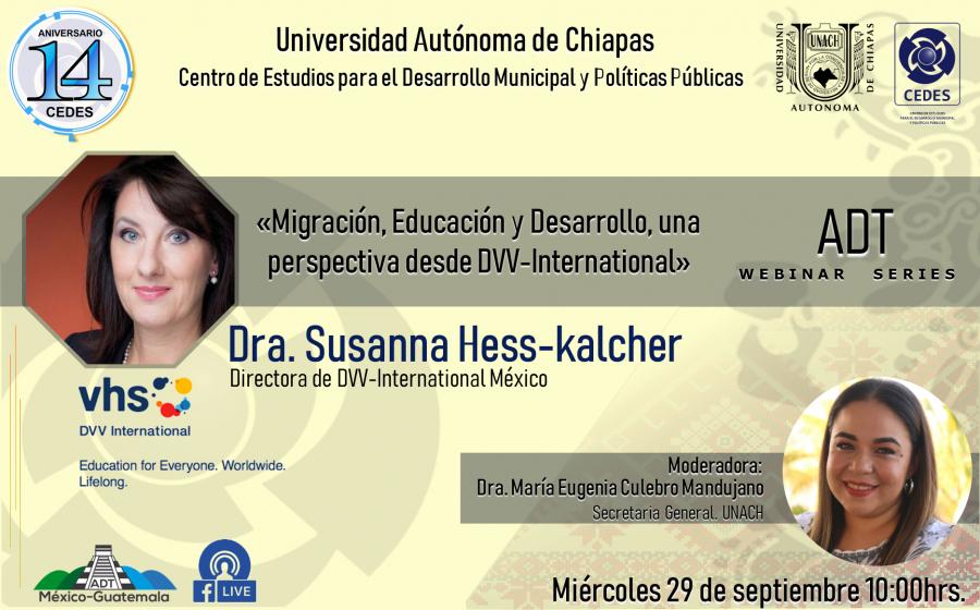 Conferencia magistral de apertura de la Jornada académica y cultural por el XIV aniversario del CEDES